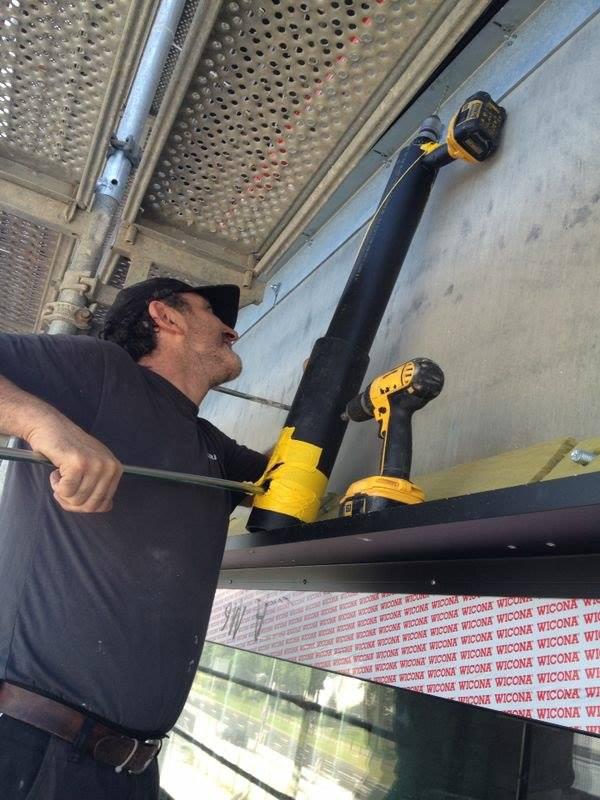 Akkuschrauber Deckenverlängerung