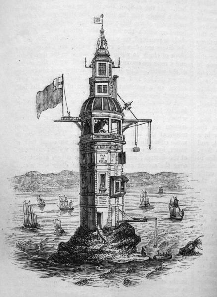 Winstanleys Leuchtturm